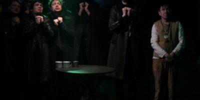 Спектакль «Концлагеристы» в постановке «Коляда-Театра»
