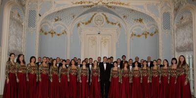 Концерт Академического Большого хора «Мастера хорового пения»