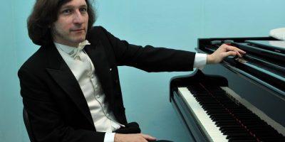 Концерт Рэма Урасина (фортепиано)