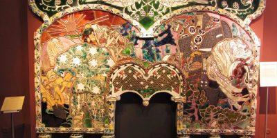 Экспозиция «Декоративно-прикладное искусство России XVII – начала XX веков»