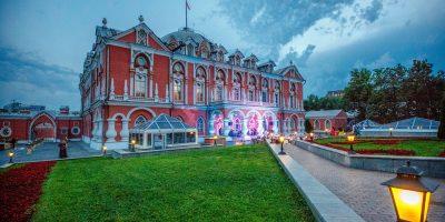 Оперные вечера «Опера воДворце» вПетровском Путевом Дворце