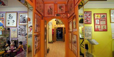 Постоянная экспозиция Музея анимации