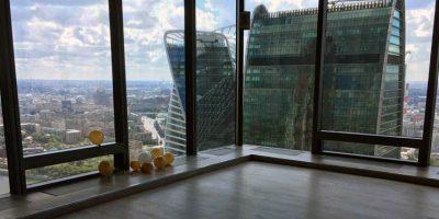 Посещение смотровой площадки башни «Федерация»