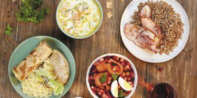 Скидка 30% на всё меню и напитки в сети ресторанов «Теремок»
