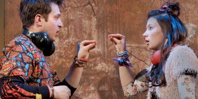 Спектакль «Декамерон. Любовь во время чумы» в Театре Et Cetera