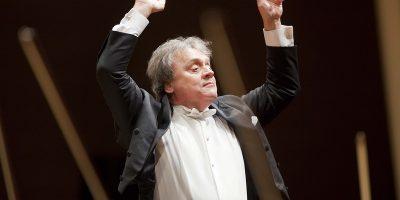 Концерт «Дирижирует и рассказывает Александр Лазарев»