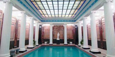 Экскурсия по знаменитым московским баням «Кто в Сандунах не бывал…»