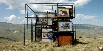 Выставка «Облако, зацепившееся за гору»