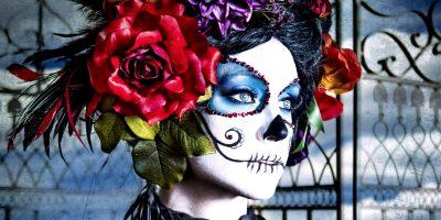 Вечеринка Olmeca Fiesta Muerte