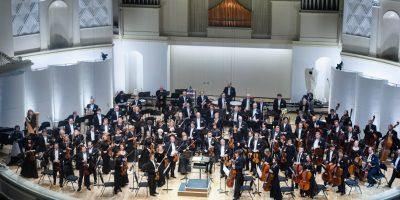 Гала-концерт II Всероссийского музыкального конкурса