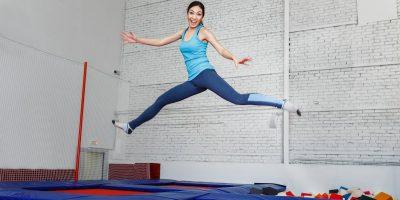 Скидка до 60% от батутного центра Pro Jump Academy