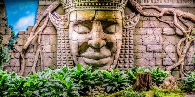 Билеты на посещение экспозиции «Джунгли» от «Крокус Сити Океанариума» со скидкой до 50%