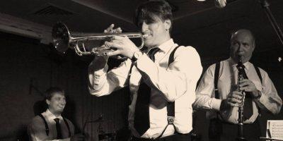 Концерт Moscow Ragtime Band