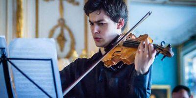 Концерт Никиты Абросимова (фортепиано), Леонида Железного (скрипка), Арсения Чубачина (виолончель)