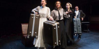 Спектакль «Три сестры» театра «Июльансамбль» в Центре имени Мейерхольда