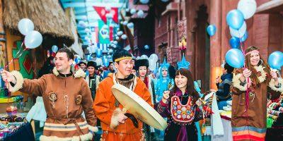 Фестиваль «Северное сияние» в этнографическом парке ЭТНОМИР