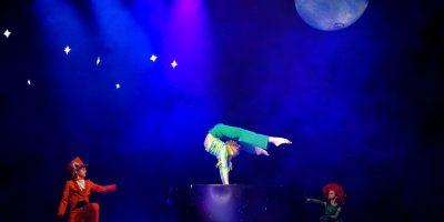 """Билеты на цирковое представление «Астролябия» в «Цирке танцующих фонтанов """"Аквамарин""""» со скидкой 50%"""