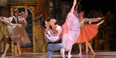 Спектакль «Коппелия» Гофмана в постановке Театра классического балета Н. Касаткиной и В. Василёва