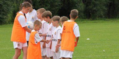 Путёвка в футбольный лагерь Real Madrid CF