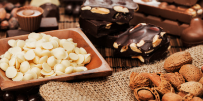 Экспозиция в Музее истории русского шоколада