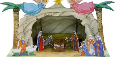 Праздничная программа «Рождество вокруг вертепа» в Театральном музее имени Бахрушина