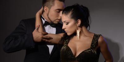 Выступление мировых звёзд танго с ансамблем Solo Tango Orquestra