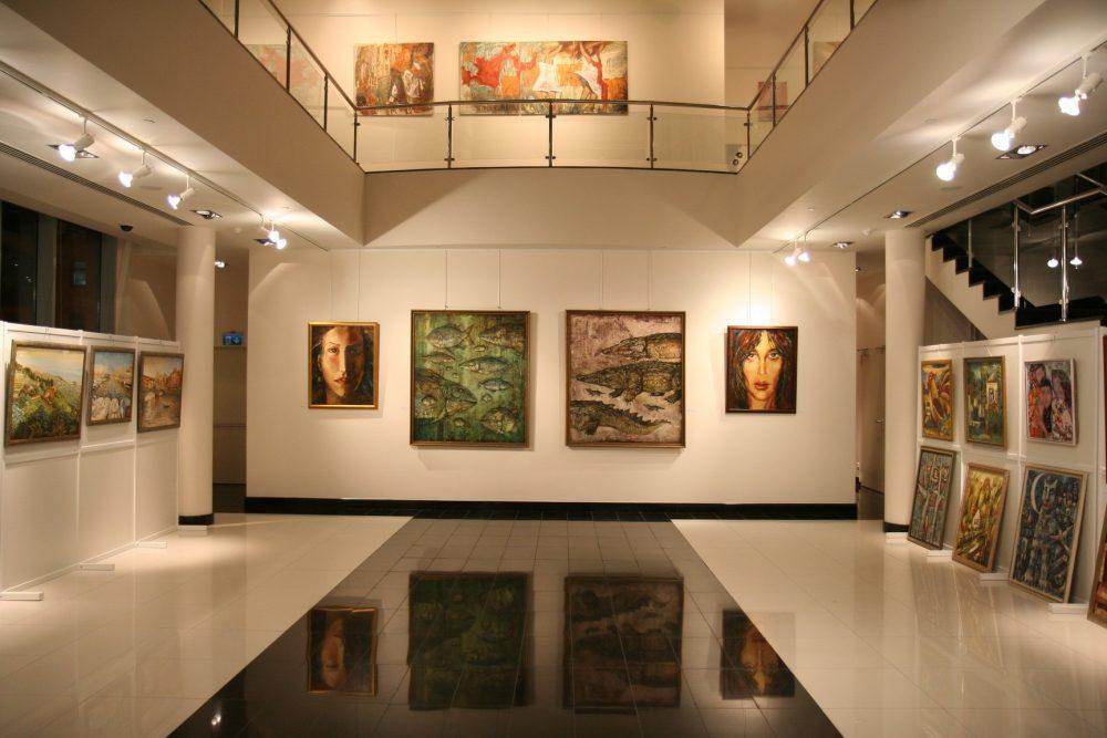 картинки галерея искусство сервис