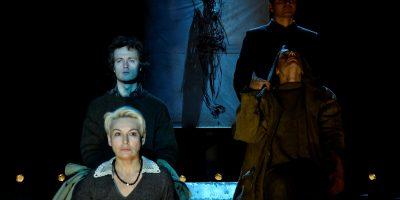 Спектакль «Мандельштам» в Театре Романа Виктюка
