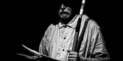 Спектакль «Дон Кихот» в театре «Эрмитаж»