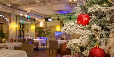 Новогодняя ночь в ресторане «Дубрава»