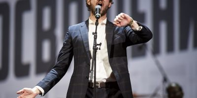 Музыкальный вечер «Шагает солнце по бульварам» в Театре «Современник»
