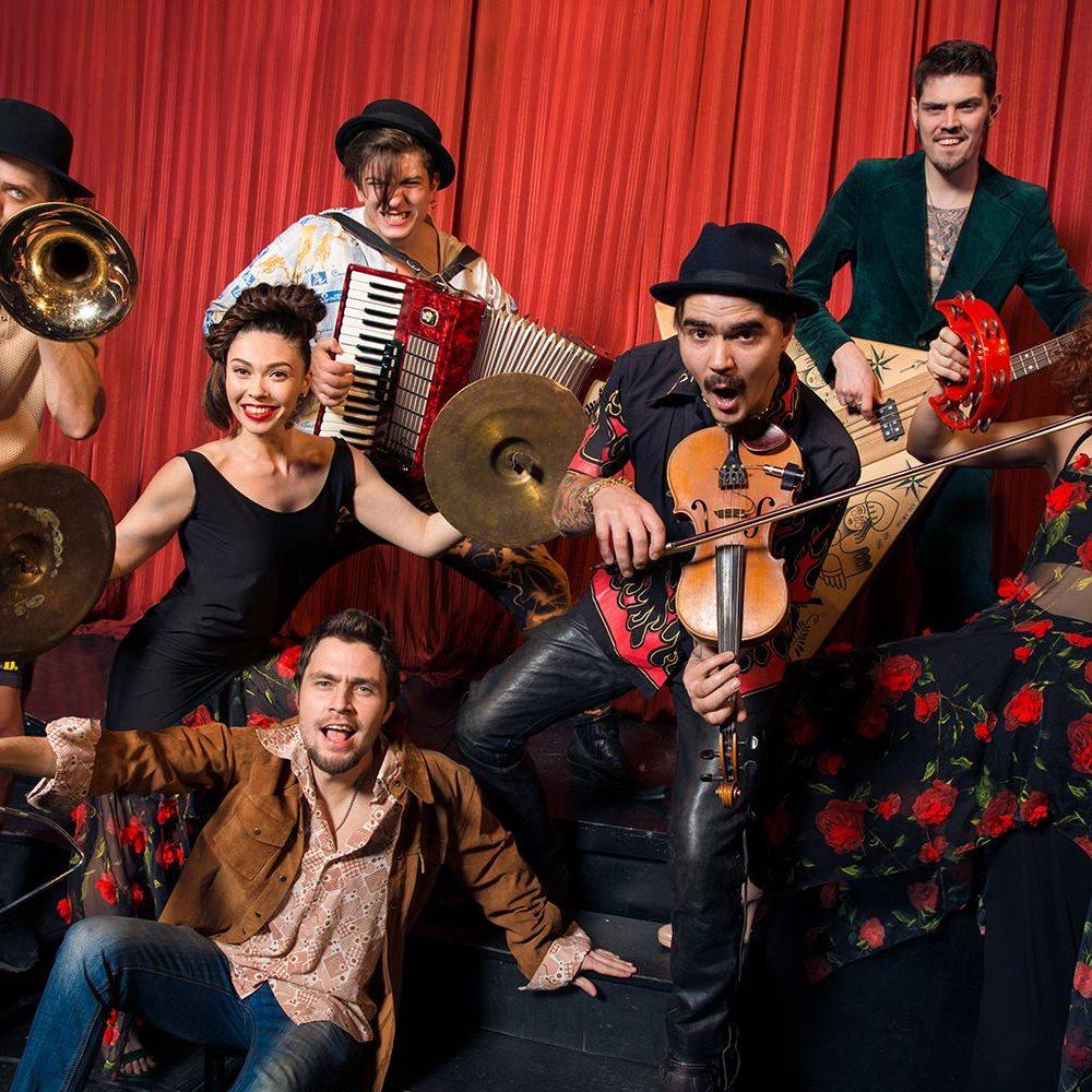 Они выступят на НАШЕСТВИИ 2017: первая десятка артистов The Hatters