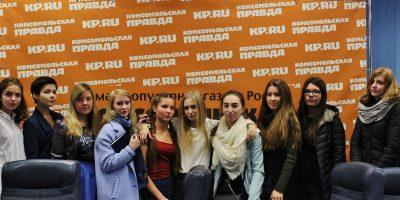 Бесплатное занятие вШколе журналистики имени Владимира Мезенцева