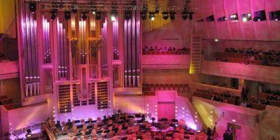Концерт Оркестра Джузеппе Верди (Италия)