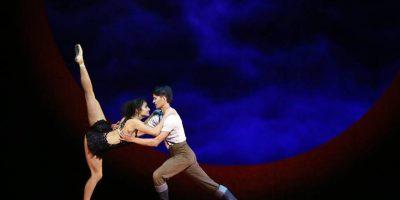 Вечер одноактных балетов в постановке компании «Акоста Данца» (Куба)