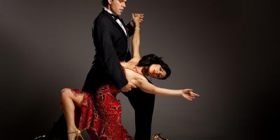 Шоу Tango de oro