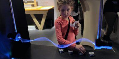 Интерактивная экспозиция в музее «Экспериментаниум»