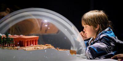 «Россия делает сама»: выставка достижений в области науки