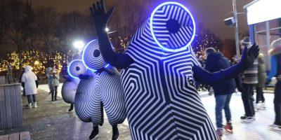Стереопятницы «Яндекс.Музыки» в парке Горького