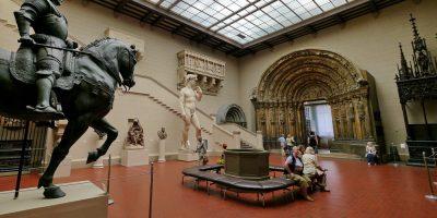 Постоянная экспозиция Музея изобразительных искусств имени Пушкина «Искусство средних веков и эпохи Возрождения»