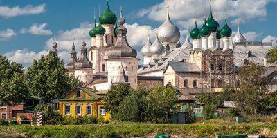 Экскурсии в Ярославль, Ростов, Тарусу, Серпухов от компании Delta со скидкой до 83%