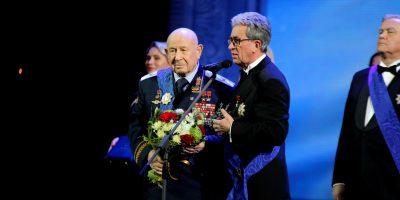 Церемония вручения Международной премии Андрея Первозванного «Вера и верность»