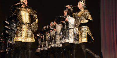 Концерт Государственного академического ансамбля танца «Алан»
