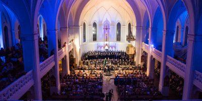 Четвёртый международный рождественский фестиваль «Адвент»